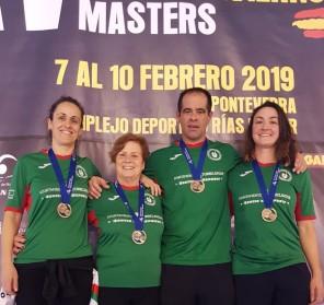 Medallistas Viernes